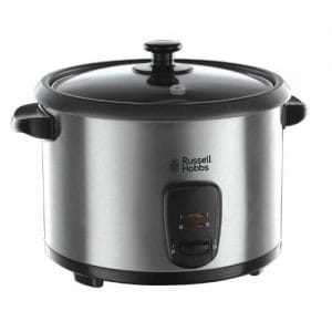 Russell-Hobbs-19750-56-Cuociriso-CookHome-NeroAcciaio-0