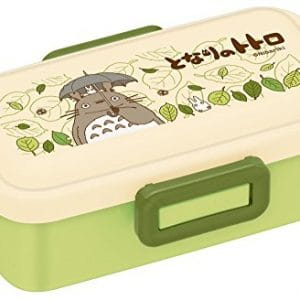 Skater-My-Neighbor-Totoro-Lunch-Box-Bento-PFLB4-Green-by-SKATER-0